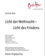 Vorschauexemplar Licht der Weihnacht, Licht des Friedens (Frauen-/ Jugendchor)